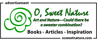 O Sweet Nature. Art and nature--Could there be a sweeter combination? Books, articles, inspiration.